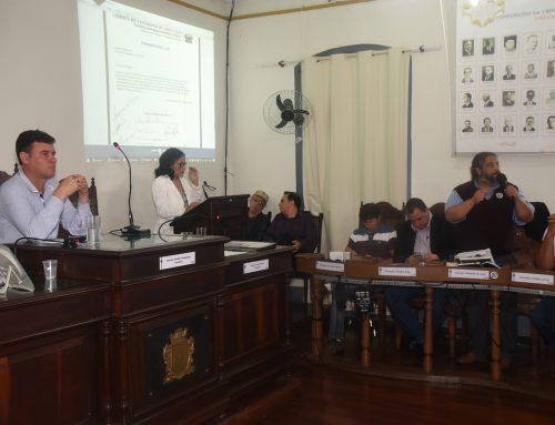 Conselho Municipal de Saúde participa da Tribuna Livre da Câmara de Ouro Preto-MG