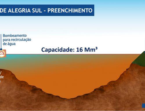 Samarco inicia obras de preparação da Cava Alegria Sul