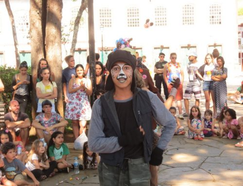 Teatro Comunitário: Festeco ocupa espaços em Mariana-MG com mais de 30 peças de variadas categorias