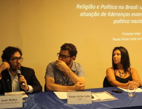 Líderes religiosos realizam encontro suprapartidário em apoio à campanha Unidos Contra a Corrupção, pela união dos brasileiros e pela tolerância