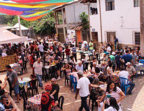 Sabor e arte encantam participantes do XV Festival de Cuscuz de Sumidouro, distrito de Mariana-MG