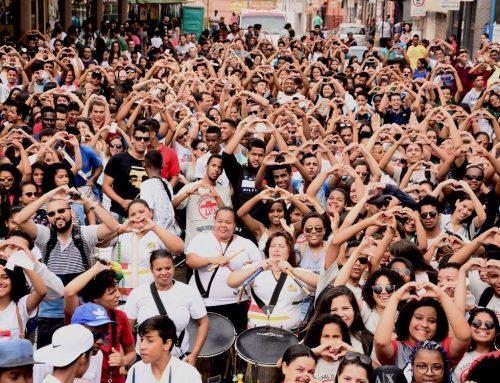 Dia Nacional da Juventude será celebrado em Mariana-MG no próximo domingo (14)