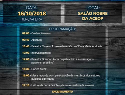Ouro Preto-MG promove seminário sobre regularização imobiliária no dia 16 de outubro