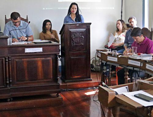 Vereadores de Ouro Preto-MG solicitam melhorias para o município em reunião ordinária