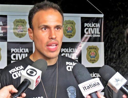 Operação da Polícia Civil combate extração ilegal de minério em Mariana-MG