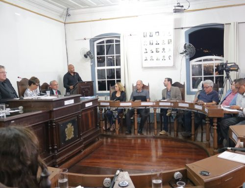 Câmara de Ouro Preto sedia Audiência Pública da ALMG que reivindica a volta do trem que liga BH a Mariana